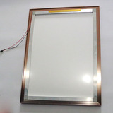 Factory wholesale aluminium lightbox frameless manufacturer with great price
