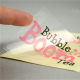 World best selling products transparent label sticker uv stickers prices