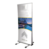 View larger image The newest retractable marketing banner vertical stand roll dimensions with cheap
