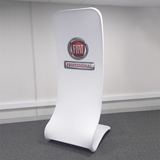 Best selling items pop up banner display displays banners uk for spare parts