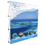 2018 New fabric pop up banners instant shelters banner printing for sale