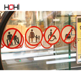 Full color customized self-adhesive car stickers
