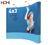 2018 New arrival display counter diy backdrop stand pop up Lowest Price