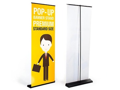 Roll up Stand Pull up PVC Banner Stand, Roller Banner stand display for advertising