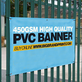 Best quality outdoor banner display double sided large pvc flex outdoor hanging banner print