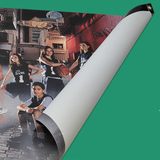 Factory custom wonderful banner wholesale PVC vinyl poster With Competitive Price